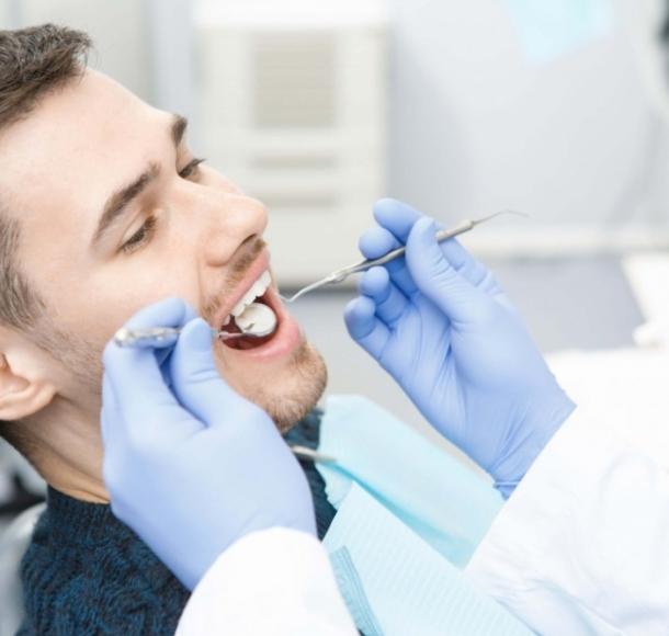 Лечение кариеса. Стоматология Максима Шубных