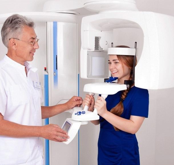 Компьютерная томография зубов. Стоматология Максима Шубных